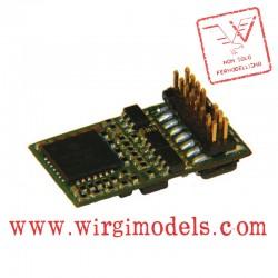RC10895 - Decoder PLuX16 con capacità di retroazione