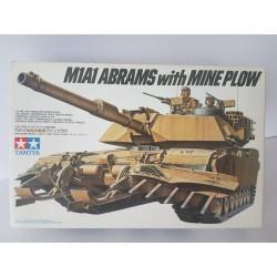 TAMIYA 35158 -  U.S. M1A1 Abrams (sminatore)
