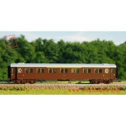 Roco 74381 - Carrozza passeggeri mista di 1/2 classe, FS