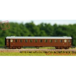 Roco 74382 - Carrozza passeggeri di 2 classe, FS