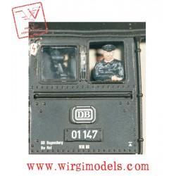 RC40001 - Macchinista e fuochista