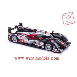 Slot.it CA38A - Audi R18 Ultra 3rd Le Mans 2012 n.4 - M.Bonanomi, O.Jarvis, M.Rockenfeller
