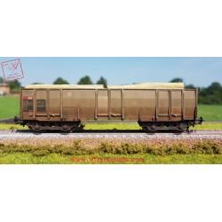 PIKO 57187 - C3 - Carro merci tipo Eaos SBB CFF FFS