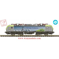 FL739302 -V ACCONTO di PRENOTAZIONE - Locomotiva elettrica Re 475, BLS Cargo