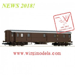 RC74384 - Carrozza postale, FS
