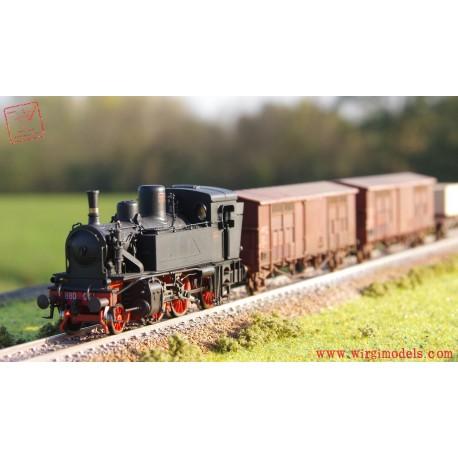 FS Locomotiva a vapore Gr880