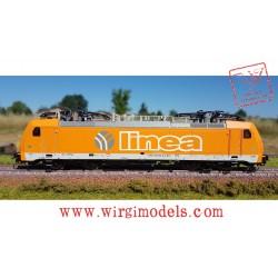 "Locomotore BR 186.909 ""Linea"""