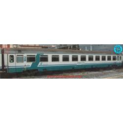 PIRATA 6210 - ACCONTO di PRENOTAZIONE - FS - set 3 carrozze IC plus 2xEurofima+1xZ, ep. V.