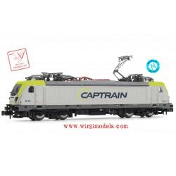 "ARNOLD HN2408 - Locomotiva elettrica gruppo 187 ""Captrain"", ep. VI"