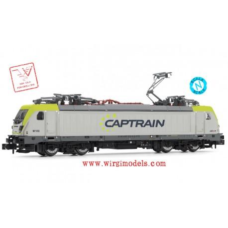 """ARNOLD HN2408 - ACCONTO di PRENOTAZIONE - HN2408 - Locomotiva elettrica gruppo 187 """"Captrain"""", ep. VI"""