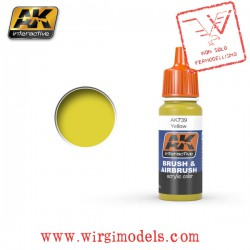 AK739 - YELLOW (GIALLO)