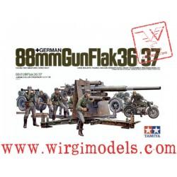 88mm GUN FLACK