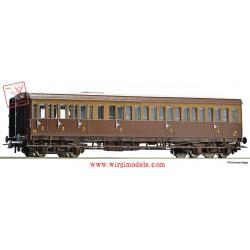 Roco 74686 - FS - Carrozza centoporte di 3a classe.