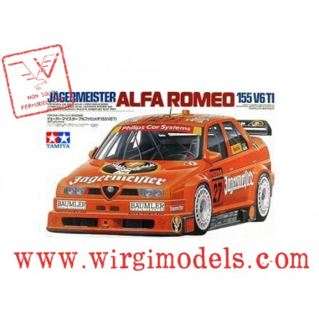 ALFA ROMEO 155 V6 TI Jagermeister.