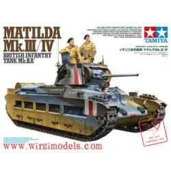 MATILDA MK.II/IV TANK MK.II