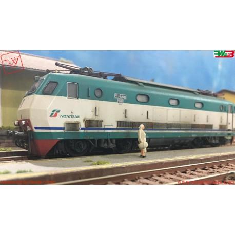 Roco 73348 - WMLab.:001 - FS locomotiva elettrica E444R livrea Xmpr, ep.V