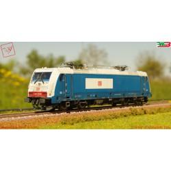 Roco 73669 - WMLab.:001 - Locomotiva elettrica Gruppo E.483, DB-AG Italia, ep. VI.
