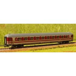 Rivarossi HR4252 - FS, Carrozza tipo X 82 di 1a classe in livrea rosso fegato