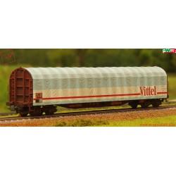 Roco 76453 - WMLab.: 001- SNCF Carro merci telone scorrevole, ep IV-V.