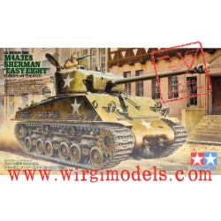 TAMIYA 35346 - SHERMAN M4A3E8 EASY EIGHT European