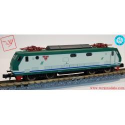 PIRATA 1204 - FS - E444.110, livrea XMPR 1 fascia blue, logo verde, ep. V