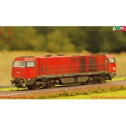 B-Models 3034.01 - WMLab.:001 - G2000 Schenker Rail Italia, DB Italia - DC, ep. VI.