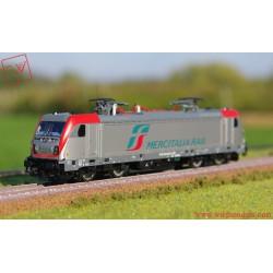 PIKO 51590 - E.494.002 TRAXX F140 AC3 FS MERCITALIA RAIL, DC, ep. VI