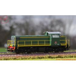 PIKO 52444 - Locomotiva Diesel D.141.1004 FS ep. V - esclusiva eMMemodels