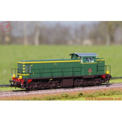PIKO 52440 - Locomotiva Diesel D.141.1019 Dep.Loc. Padova FS ep. III/IV