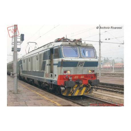 Rivarossi HR2876 - IN PRENOTAZIONE - FS E.632 livrea di origine pantografi FS.52, ep.V