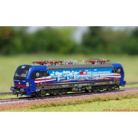 Roco 71948 - Locomotiva elettrica 193 525-3, ep. VI.