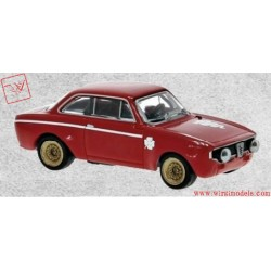 BREKINA 29700 Alfa Romeo GTA 1300, rossa