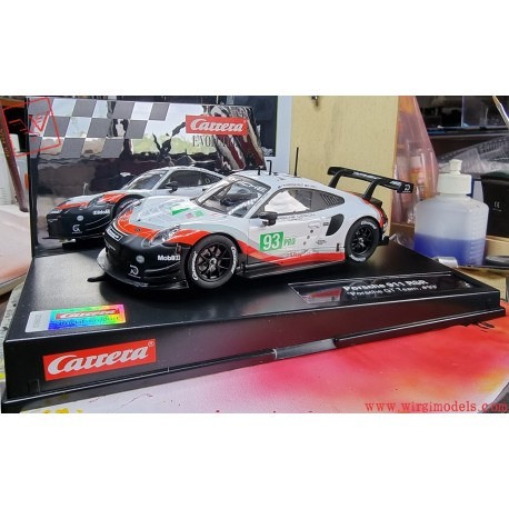 """Carrera 20027621 - Porsche 911 RSR """"Porsche GT Team, n.911"""""""