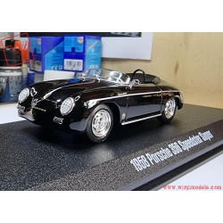 GREENLIGHT 86539 - 1958 Porsche 356 Speedster Super, nera.