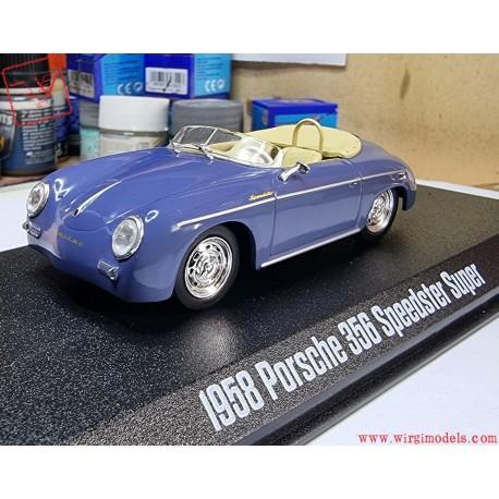 GREENLIGHT 86598 - 1958 Porsche 356 Speedster Super.