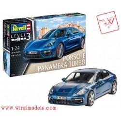 Revell 07034 - PORSCHE Panamera Turbo