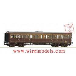 Roco 64981 - FS - Carrozza passeggeri di 3° classe