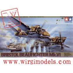 TAMIYA 61053 - Bristol Beaufighter Mk.Vl