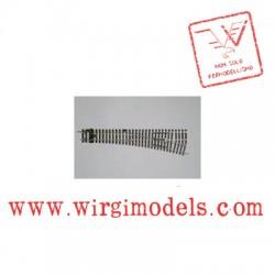 PK55221 - Scambio manuale destro WR R9/239 mm.