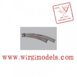 PK55223 - Scambio curvo destro manuale BWL R2/R3