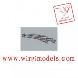 PK55228 - Scambio curvo destro manuale BWL R3/R4