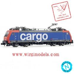 SBB, locomotiva elettrica 484 008-8.