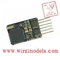 686101 - Decoder con capacità di retroazione (NEM 651), N/TT