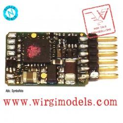 FL685305 - Decoder con capacità di retroazione (NEM 651), N/TT
