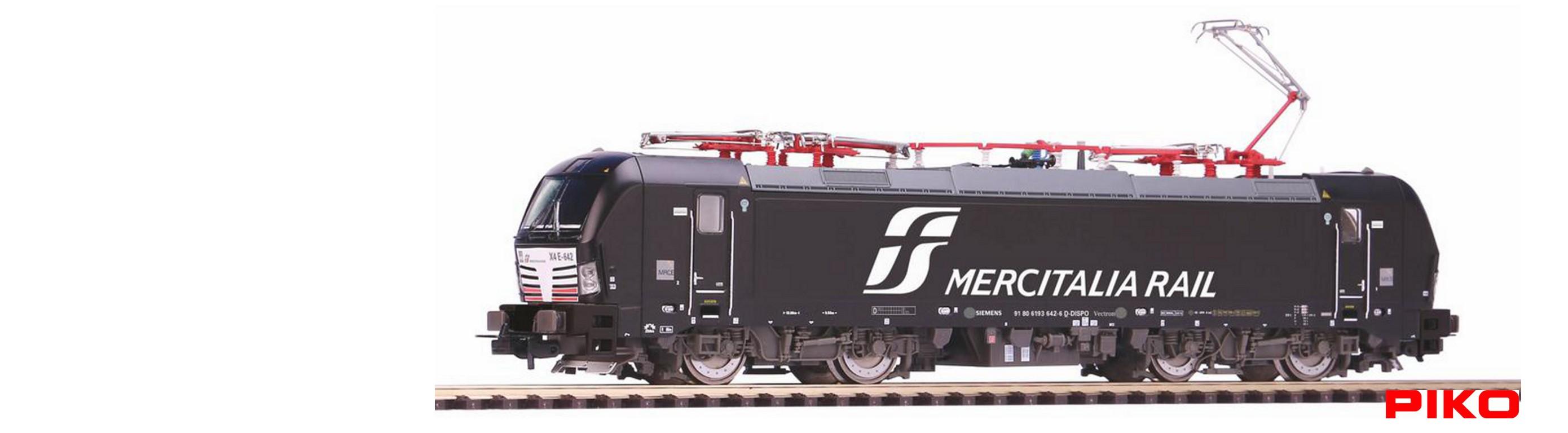 Locomotiva Vectron FS Mercitalia Rail