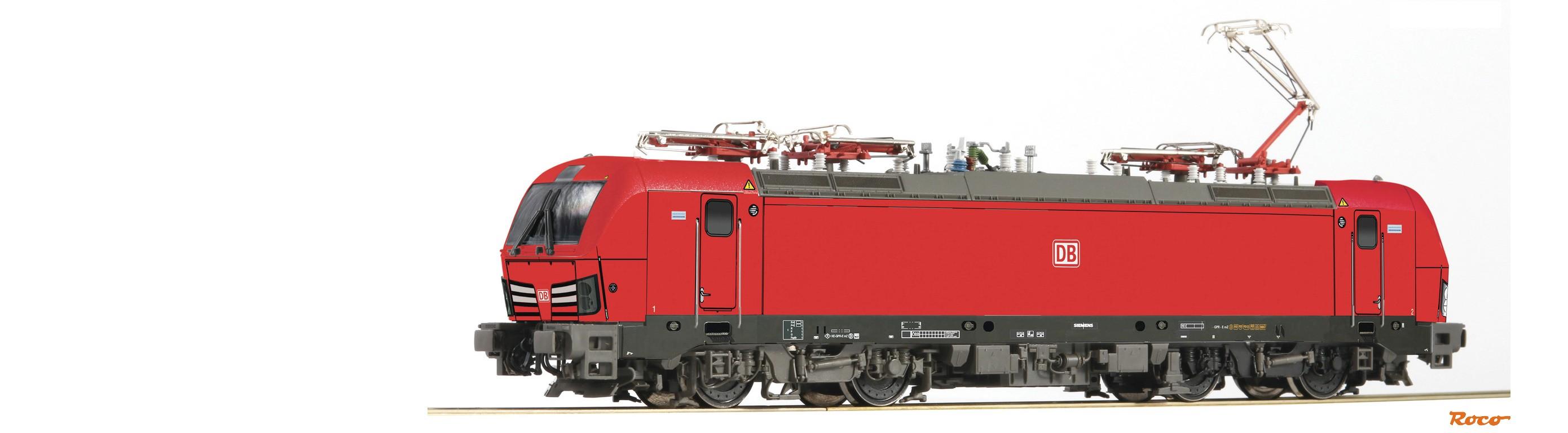 Vectron E 193, DB Cargo